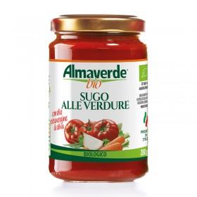 Sugo alle Verdure 280g | Almaverde Bio Shop Online
