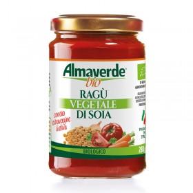 Ragù vegetale di soia 280g