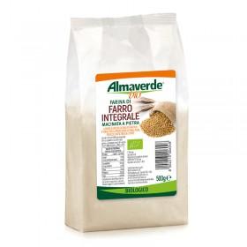 Farina di Farro integrale 500g | Almaverde Bio Negozio Online
