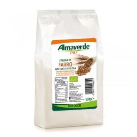 Farina di Farro 500g | Almaverde Bio Negozio Online