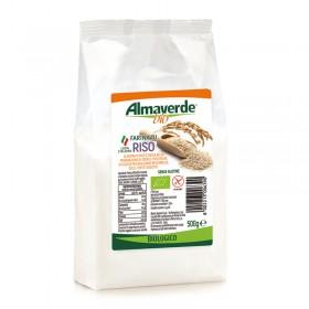 Farina di Riso 500g | Almaverde Bio Negozio Online