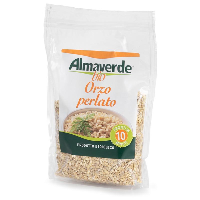 Orzo perlato 250 g - Pronto in 10 minuti! | Almaverde Bio Shop Online