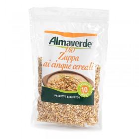 Zuppa ai 5 Cereali 250 g - Pronta in 10 minuti! | Almaverde Bio Shop Online
