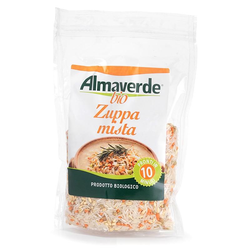 Zuppa Mista 250 g - Pronta in 10 minuti!   Almaverde Bio Shop Online