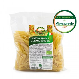 PENNE RIGATE di SEMOLA di grano duro 500g | Almaverde Bio Shop Online