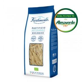 PENNE RIGATE artigianali di SEMOLA di grano CAPPELLI 500g| Almaverde Bio Shop Online