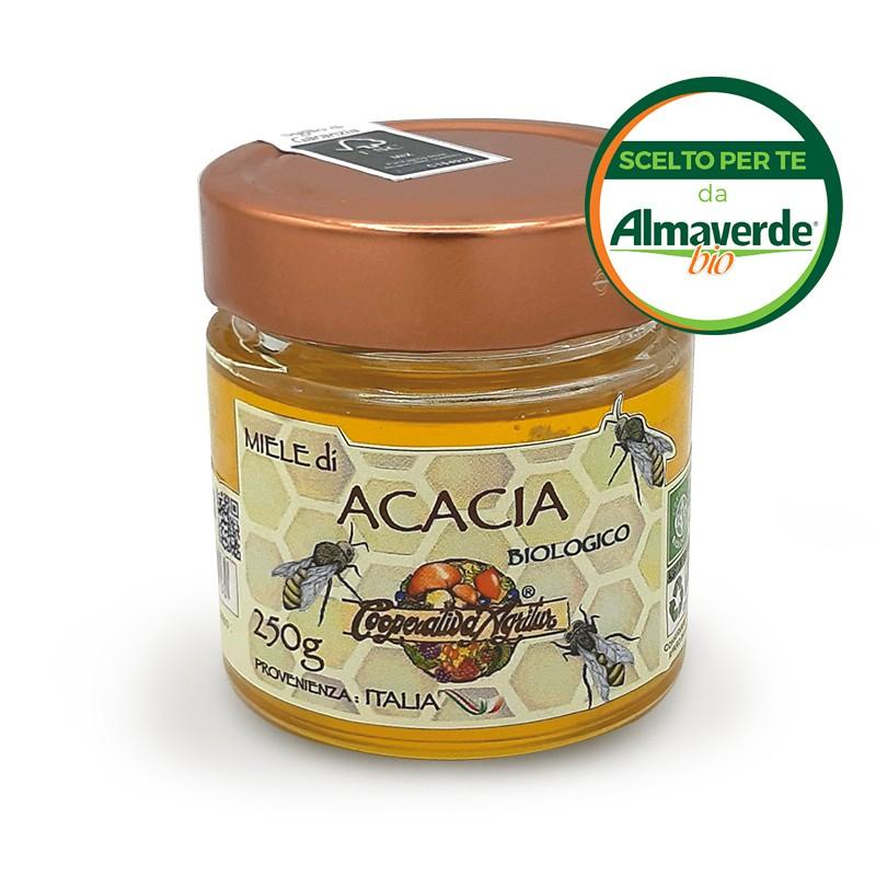 Miele di ACACIA 250g   Almaverde Bio Shop Online