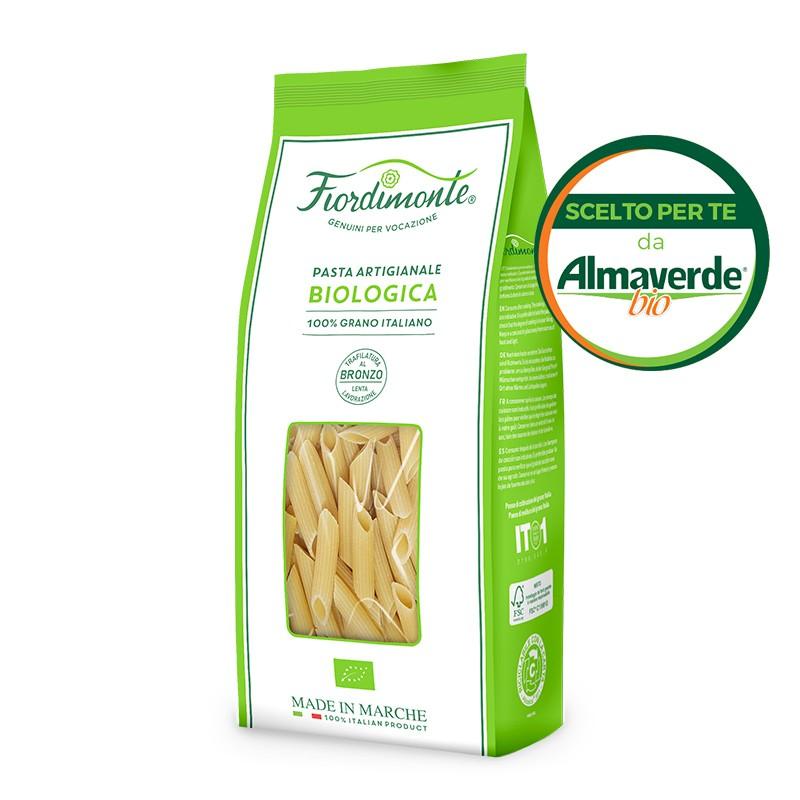 PENNE RIGATE artigianali di SEMOLA di grano duro 500g   Almaverde Bio Shop Online