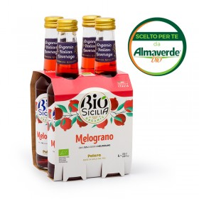 MELOGRANO 4 bottiglie da 275ml | Almaverde Bio Shop Online