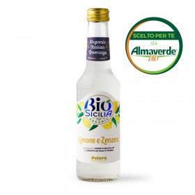 LIMONE E ZENZERO 4 bottiglie da 275ml | Almaverde Bio Shop Online