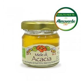 Miele di ACACIA mignon 40g| Almaverde Bio Shop Online