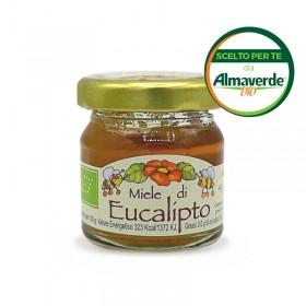 Miele di EUCALIPTO mignon 40g | Almaverde Bio Shop Online