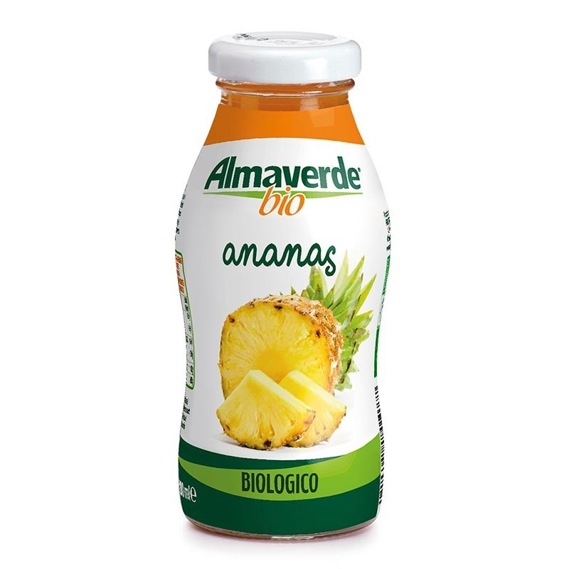 Bevanda Ananas 200ml (vetro)