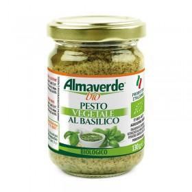 Pesto vegetale al Basilico 130g