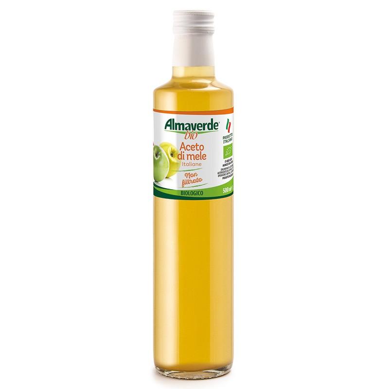 Aceto di Mele biologico 500ml | Almaverde