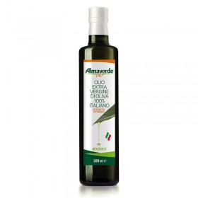 Olio Extravergine di Oliva biologico 100% italiano 500ml | Almaverde