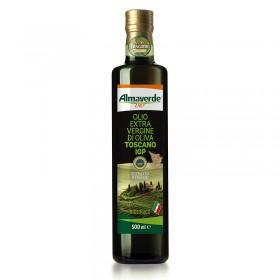 Olio Extravergine di Oliva Toscano biologico IGP 500ml | Almaverde