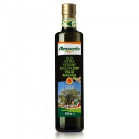 Olio Extravergine di Oliva Siciliano Val di Mazara biologico DOP 500ml | Almaverde