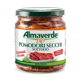 Pomodori secchi sott'olio 290g  | Almaverde Bio Shop Online