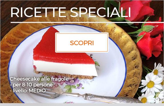 Ricette speciali - https://shop.almaverdebio.it/content/cheesecake-alle-fragole