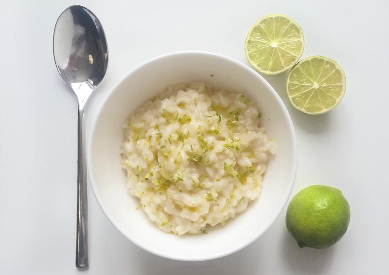 risotto-al-lime